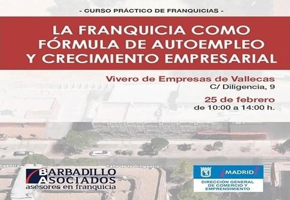 El Ayuntamiento de Madrid y  Barbadillo y Asociados fomentan la franquicia entre emprendedores