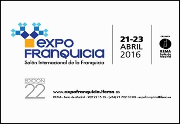 Barbadillo y Asociados presente en la 22ª edición de Expofranquicia
