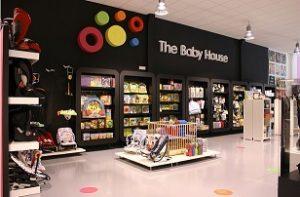 The Baby House se convierte en el gran Outlet de productos de bebé