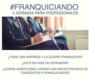 #FRANQUICIANDO II Jornada