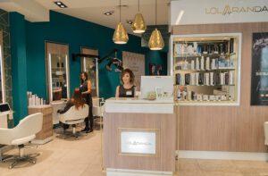 La peluquería Lola Aranda comienza su expansión en el mundo de la franquicia