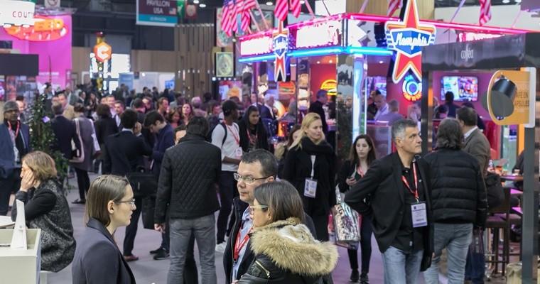 Feria de Expo París 2018