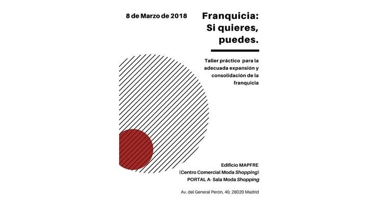 Barbadillo y asociados presenta su nueva jornada Franquicia: si quieres, puedes