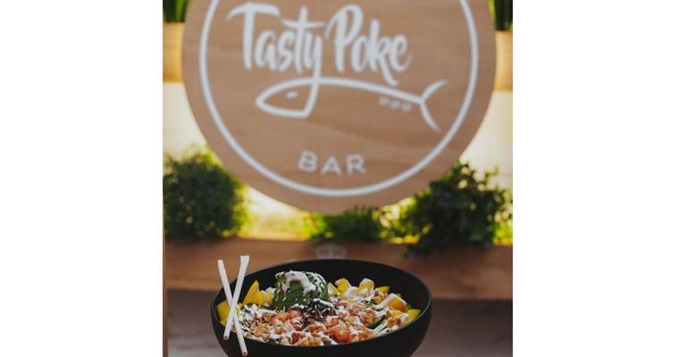 Franquicia Tasty Poke Bar presente en Expofranquicia 2018