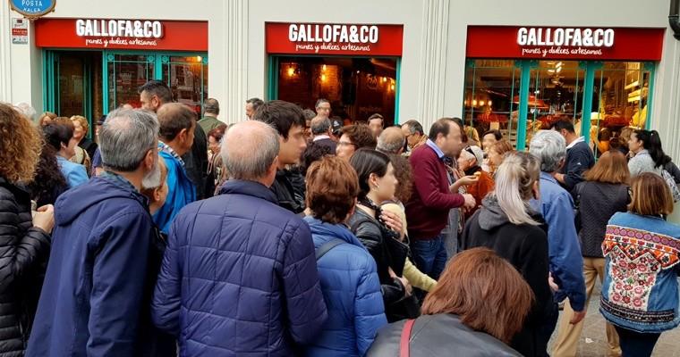 Gallofa & Co. inaugura un nuevo establecimiento en Bilbao