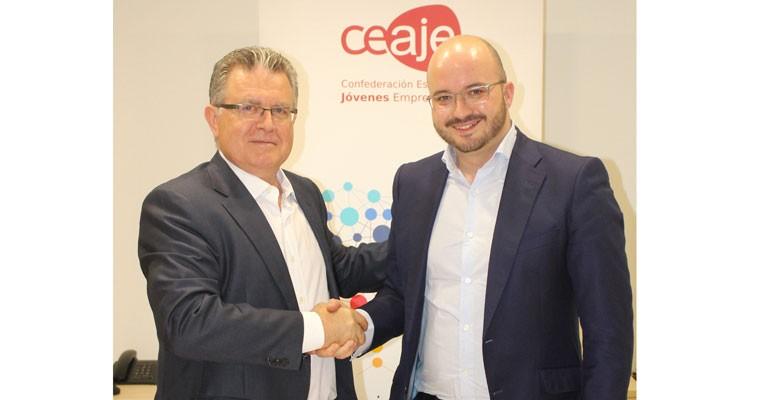 Acuerdo de colaboración entre CEAJE Y ByA