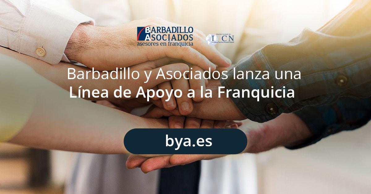 Barbadillo y Asociados franquicias